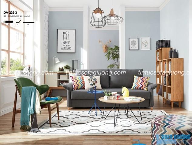 Bí quyết chọn sofa giường đi văng ấn tượng cho nhiều không gian khác nhau trong ngôi nhà