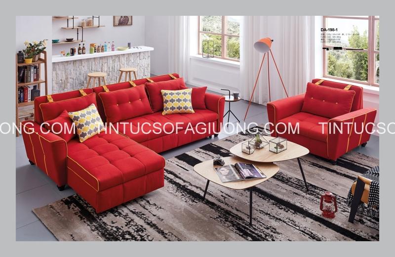 Chọn sofa giường đẹp