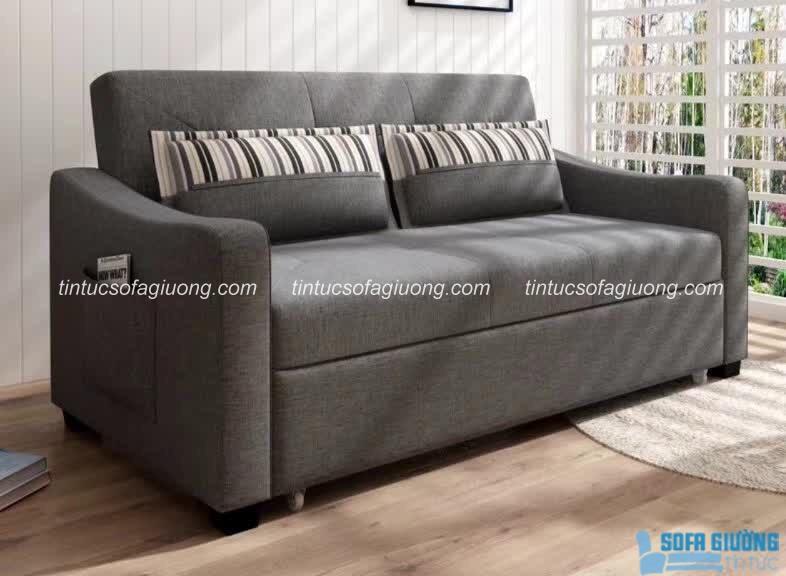 Những thiết kế sofa giường cho căn hộ chung cư nhỏ mang nhiều chức năng