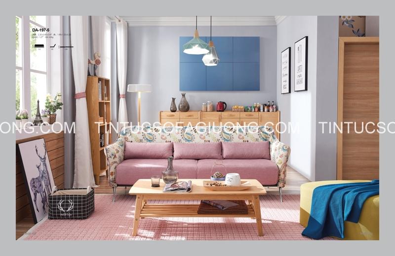 Tìm hiểu các chất liệu sofa giường đẹp