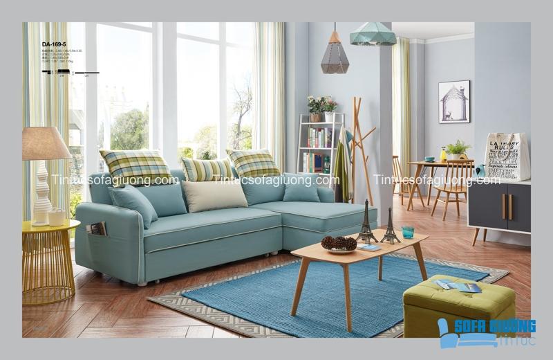 Ghế sofa giường đa năng đem lại những cảm hứng mới cho bạn