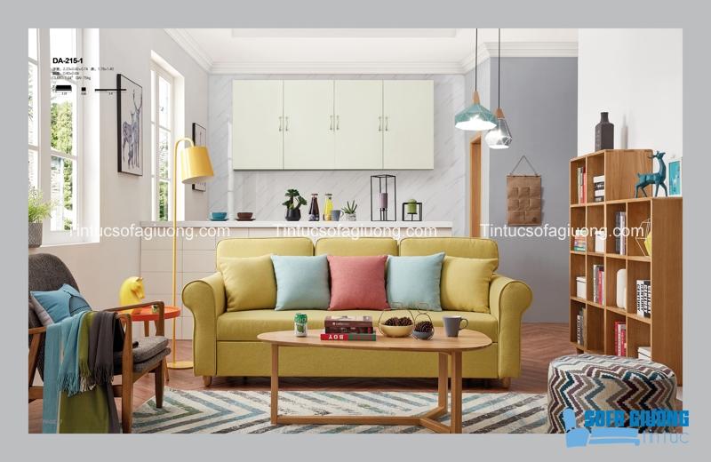 Sofa giường đa năng là một sản phẩm nội thất thông minh và tiện ích