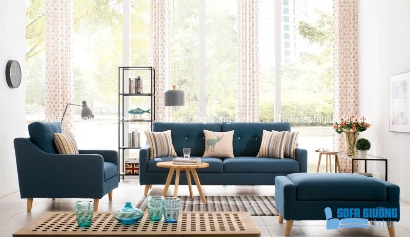 Hãy sở hữu ngay một chiếc sofa giường đa năng thông minh và xinh đẹp