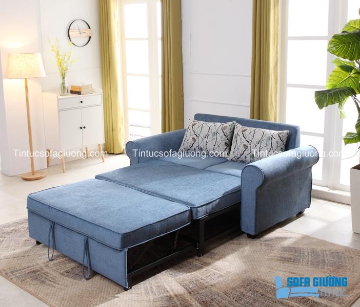 Không làm mọi người thất vọng, sofa giường đa năng luôn có những bất ngờ thú vị cho người sử dụng