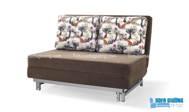 Sofa giường kích thước nhỏ tiện dụng